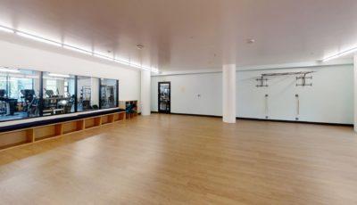 Eastown Yoga Studio 3D Model