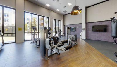 The Platform Fitness Center 3D Model