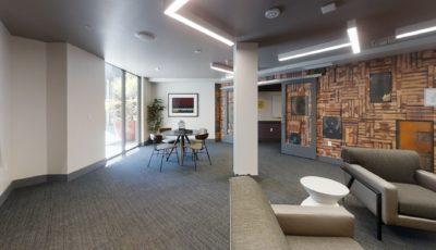 The Platform WiFi Lounge 3D Model
