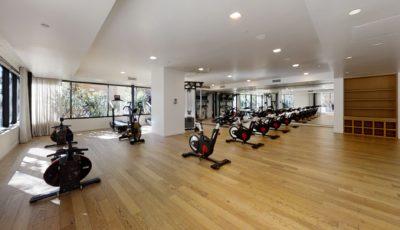 El Centro Apartments & Bungalows – Yoga Studio 3D Model